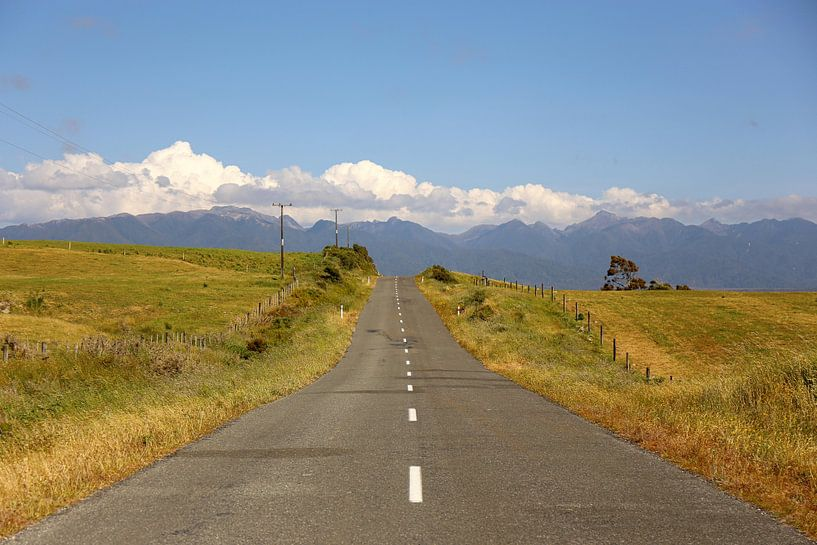 Road trip Nieuw - Zeeland van Shot it fotografie