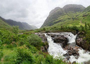 Wasserfall von Henri Boer Fotografie