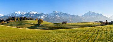 Allgäu im im Herbst, Bayern, Deutschland von Markus Lange