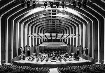 Valencia Operahouse van Bert Meijer