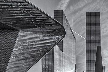Architecture Rotterdam sur Jean Arntz