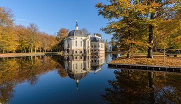 Landgoed Trompenburgh in 's-Graveland, Wijdemeren in de herfst von Martin Stevens