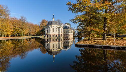 Landgoed Trompenburgh in 's-Graveland, Wijdemeren in de herfst van Martin Stevens