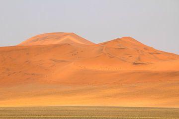 Zandduinen bij Sossusvlei von