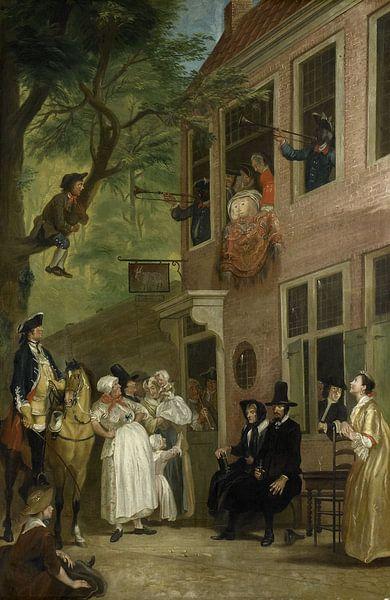 De Misleyden - Cornelis Troost van Marieke de Koning