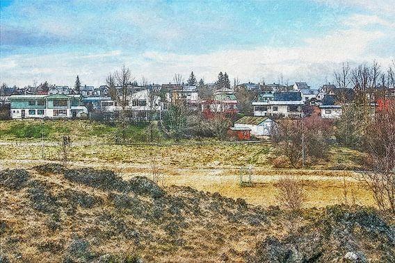 Lavastad Hafnarfjörður, IJsland