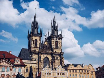Prag - Teynkirche sur Alexander Voss