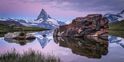 Stelisee - Matterhorn van