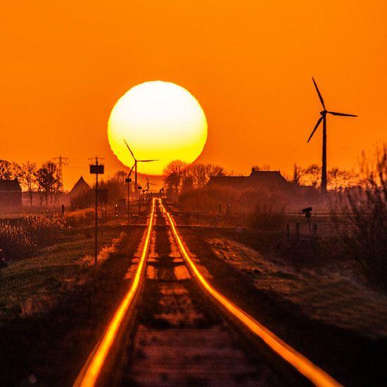 Volg het spoor