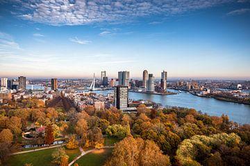 Rotterdam Skyline von Linda Raaphorst