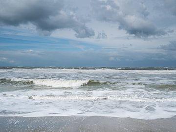 Das Meer, Texel von Johanna Blankenstein