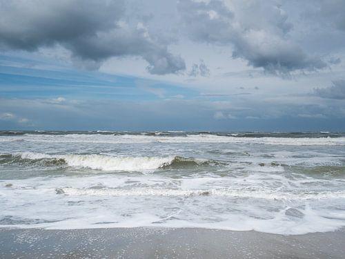 De zee, Texel
