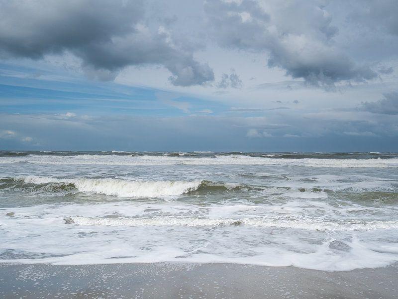 De zee, Texel van Johanna Blankenstein