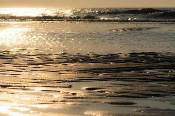 plage argente sur Tania Perneel