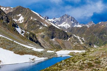 Kühtai - Austria / Tyrol van Ursula Di Chito