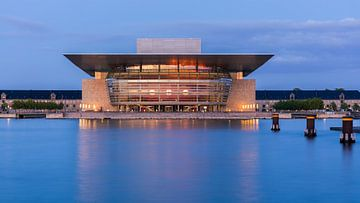 L'Opéra de Copenhague. sur Henk Meijer Photography