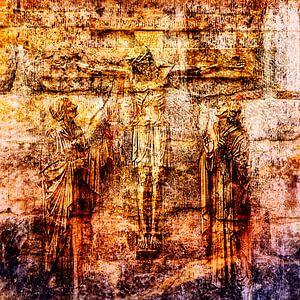 INRI (Iesus Nazarenus Rex Iudaeorum)