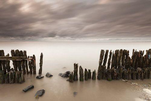 Storm over de Waddenzee