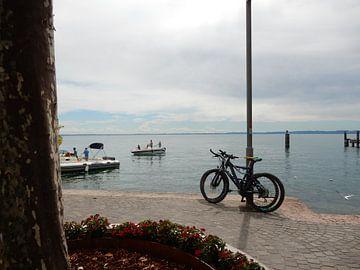 Gardameer in Italië van