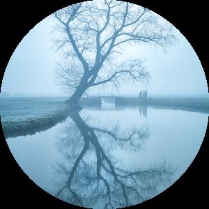 Spiegeltje, spiegeltje... van Halma Fotografie