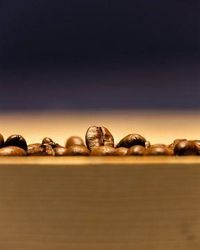 Kaffeebohnen von Wim Elsenaar