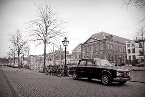 Old Alfa van