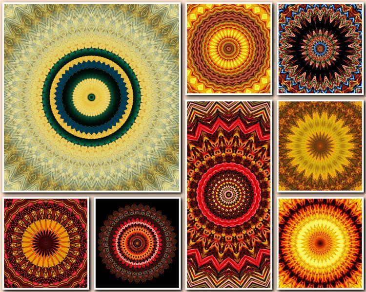 Collage 1 von Dagmar Marina