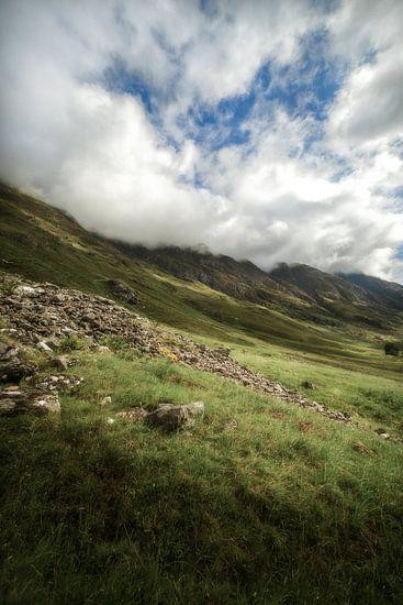 Glencoe, Schotland van Pascal Raymond Dorland