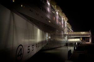 Voormalig cruiseschip SS Rotterdam