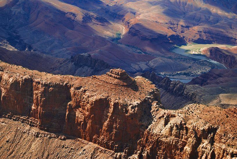 Grand Canyon - USA van Ricardo Bouman