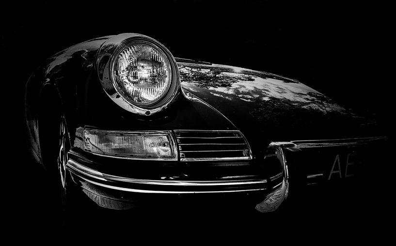 Porsche 912 Coupé 1966 van Bart van Dam