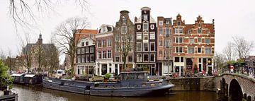 Prinsengracht Amsterdam von Corinne Welp
