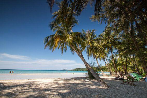 Traumhafter Strand auf Koh Kut