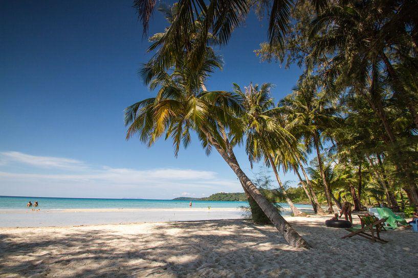 Traumhafter Strand auf Koh Kut von Levent Weber