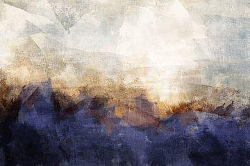 Abstrakte Malerei 02 von Adriano Oliveira
