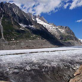 Aletsch glacier sur Barbara Brolsma