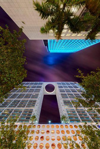 Sky Risers Miami van