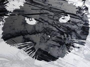 Kattenkunst - Mauro 3 von MoArt (Maurice Heuts)