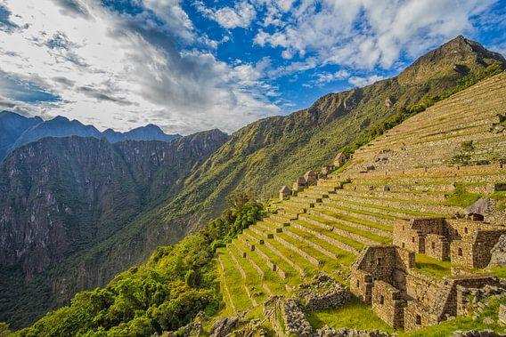 A morning @ Machu Picchu (Peru)