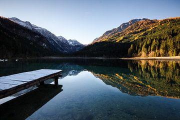 "Berglandschaft ""Jägersee in Kleinarl"" von Coen Weesjes"