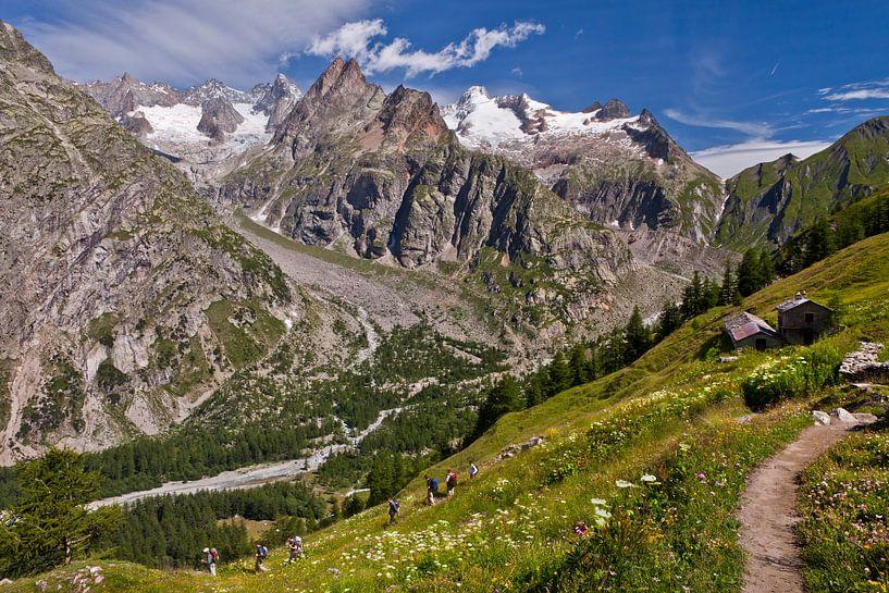 Alpes sur Frank Peters