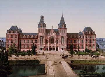 Rijksmuseum, Amsterdam von Vintage Afbeeldingen