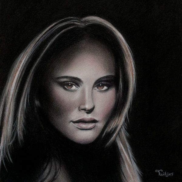 Natalie Portman van Tamara Witjes