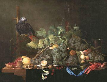 Stilleben, Jan Davidsz. de Heem