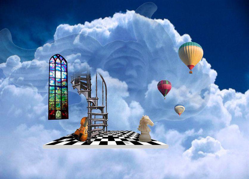 Stairway to heaven van Ine Tresoor