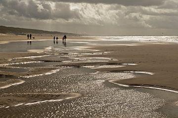 Strandwandeling van Greetje van Son