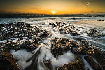 Kustlandschap Cornwall