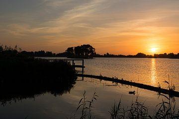 Reeuwijker Seen von Leo Kramp Fotografie