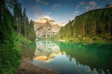Lago di Braies sur Dennis Donders