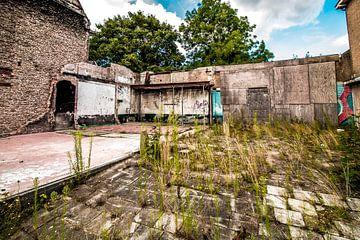 Urban exploring in Sliedrecht van Susanne Viset